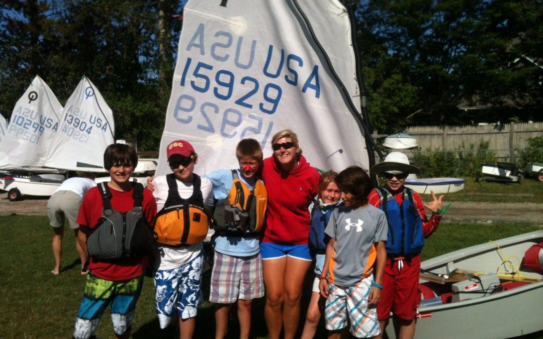 Junior Sailing Program Recruiting Tips